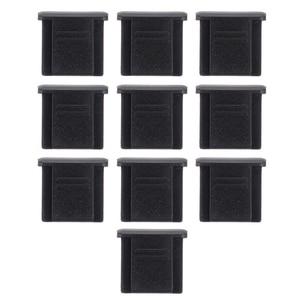 Image 1 - Mayitr couvercle de chaussure chaude noir, pour Canon, avec couvercle de chaussure chaude pour appareil photo, Panasonic, Pentax, 10 pièces
