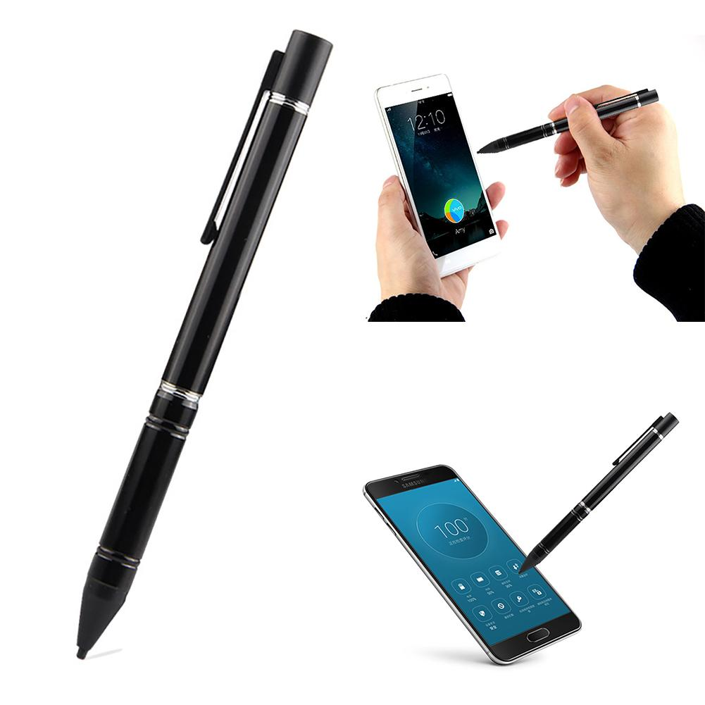 New Universal Capacitive Phone Tablet Touch Screen Draw Stylus Pen For IPad IPhone