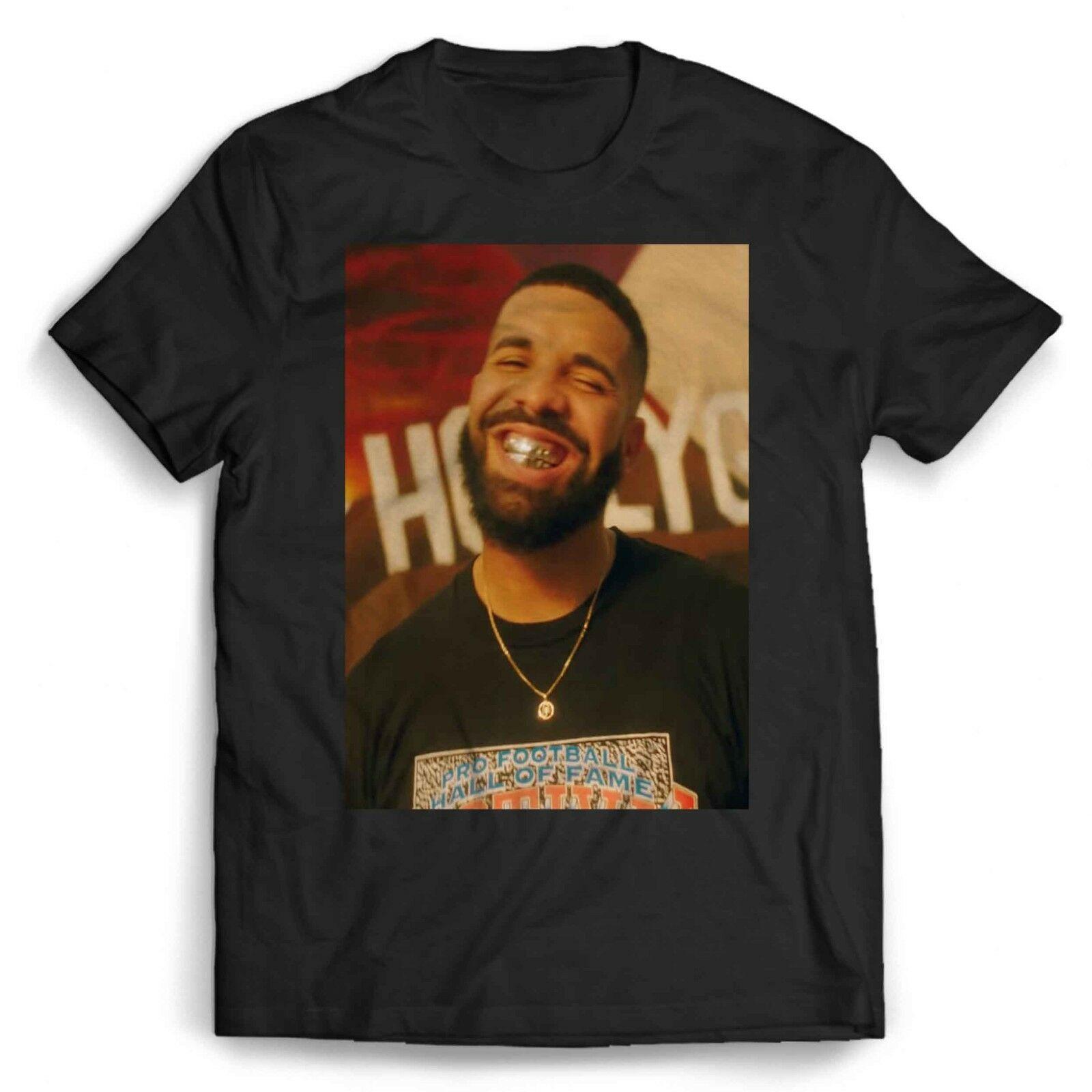 New Orleans Drake Man / Woman T-Shirt Fashion Print T Shirt Plus Size