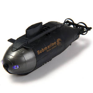 Abay RC Submarine Control-Model Remote-Radio Fish-Torpedo Wireless Toy Floating-40mhz