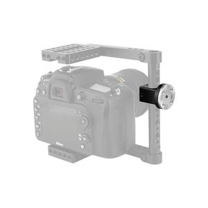 Image 5 - Kayulin חדש עיצוב 15mm רכבת אחת מוט מהדק עם M6 ARRI סגנון רוזט הר עבור DSLR מצלמה כלוב לחיצת יד