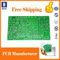 100% Positive Rückmeldungen Niedrigen Kosten Zwei Schichten Quick PCB Boards Prototyp Hersteller Schnelle PCB Verkauf 037-in Doppelseitige Leiterplatte aus Elektronische Bauelemente und Systeme bei