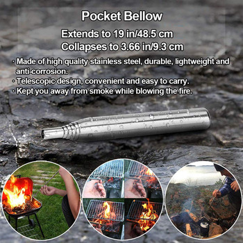 HuntingE mergency Survival Kit Fishing SOS,EDC Survival Gear Outdoor Camping Hiking Kit with knife flashlight Emergency blanket 6