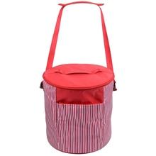 Регулируемая нейлоновая Пылезащитная переносная походная сумка кухонные аксессуары скороварка Защитная крышка для 6 квартов