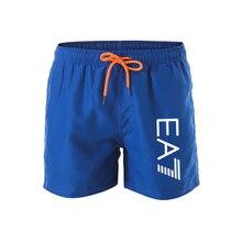2021Summer Casual Men Running Shorts Quick Drying Fitness Short Beach Shorts Men Swimming trunks Jogging Shorts Men