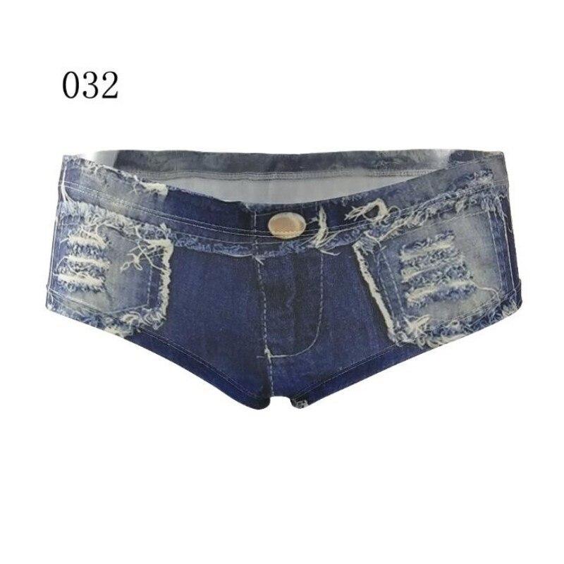 New Fashion Summer Women's Shorts Sexy Shorts 3D Printing Elastic Low Waist Close-fitting Cotton Shorts Beach Pantalones