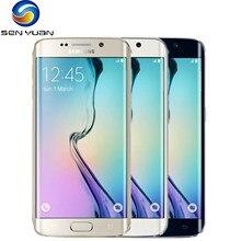 Samsung Galaxy S6 G920F S6 Edge G925F telefono cellulare originale Octa Core 3GB RAM 32GB ROM LTE 16MP Android 5.0 sbloccato