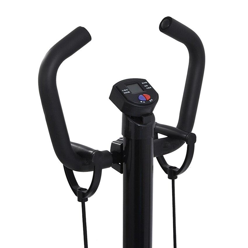 4 Function in 1 Step Machine Stepper With Handrail Twist Waist Slim Body Pull Dumbbell Leg