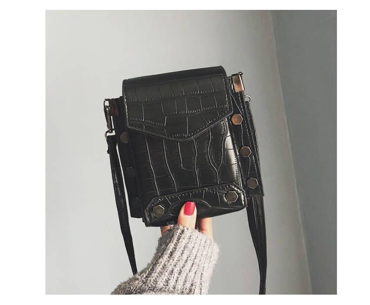 high quality bags bag women shoulder crossbody pu leather women`s handbags (13)