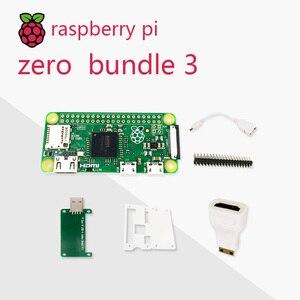 Image 5 - Raspberry Pi Zero DEV Kit 1GHz single core CPU 512MB RAM Bundle include Case MINI HDMI uUSB Cable