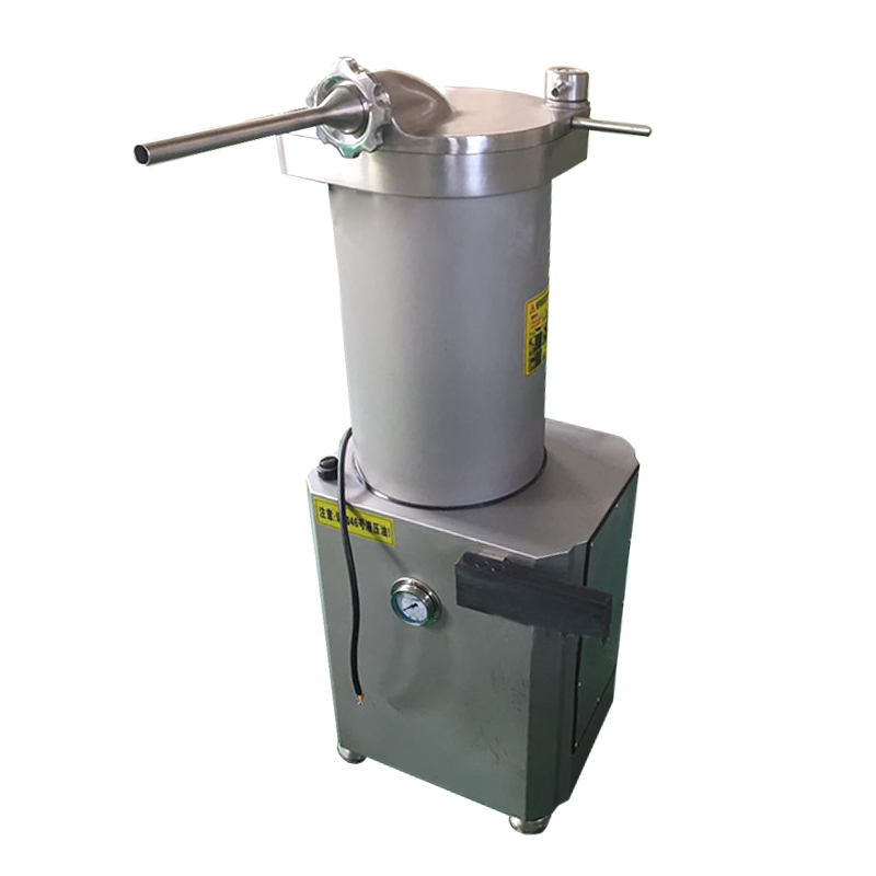 Sausage Filling Machine Meat Processing Equipment Stainless Steel Hydraulic Electric Sausage Machine DGC-30 380V