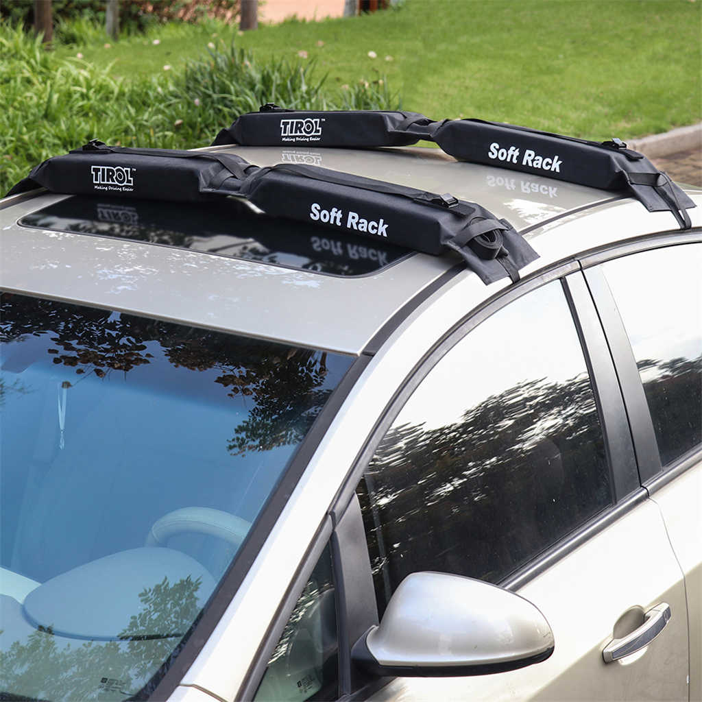 car auto roof rack cargo carrier top roof rack pads for kayak luggage carrier paddleboard holder