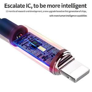 Image 3 - 10 adet/grup Mcdodo USB şarj aleti kablosu iPhone XS için XR Max 8 7 6 6s artı 5 5s SE kablosu hızlı şarj telefon veri kablosu otomatik bağlantı