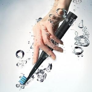 Image 4 - Seago電動歯ブラシソニック交換用ブラシヘッドバッテリーソニックブラシディープクリーニング付属ソフト毛防水