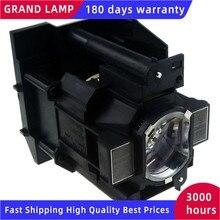 DT01471 lampada di Ricambio con alloggiamento per HITACHI CP CP WU8460 CP WX8265 CP X8170 HCP D767U Proiettori Happybate