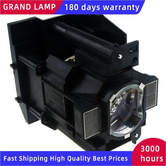 DT01471 lampe De Rechange avec boîtier pour HITACHI CP WU8460 CP WX8265 CP X8170 HCP D767U Projecteurs Happybate
