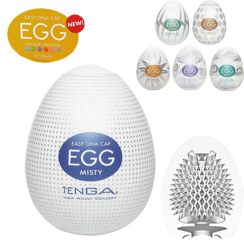 Tenga Male Penis Masturbator Vagina Real Pussy Eggs Masturbador Realistic Vagina Adult Sex Toys For Men Masturbator Adult Games|Masturbators| - AliExpress