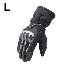 Touch Screen Windproof Ski Riding Gloves Winter Snowboard Snowmobile Motorcycle(China)