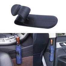 Voor Auto Interieur Multi-Functionele Draagbare Plakken-Type Paraplu Haak Clip Hanger Automotive Accessoires