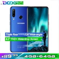 Doogee N20 мобильный телефон 6,3