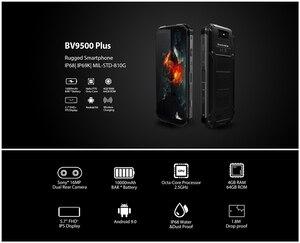 "Image 3 - Blackview BV9500 Plus Handy Android 9,0 Octa Core 5.7 ""Helio P70 4GB RAM 64GB ROM IP68 wasserdicht 4G Smartphone NFC OTG"