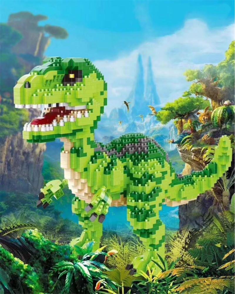Balody blocks Dinosaur 16089-3