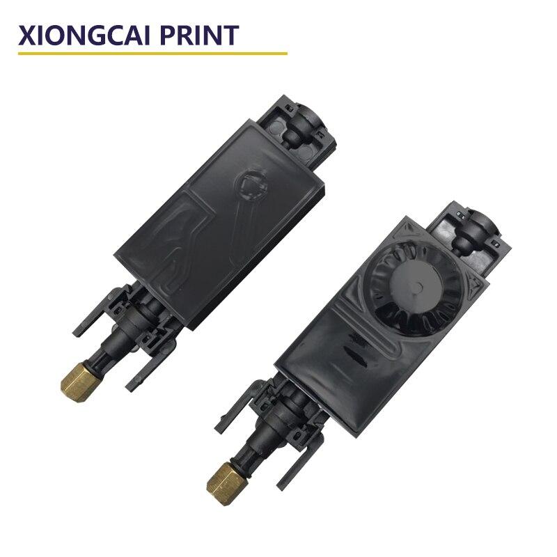 10pcs UV Ink Damper for Epson DX5 TX800 for Mimaki JV33 JV5 Dumper with Connector Copper Nut Compatible Solvent DX5 Ink Damper(China)