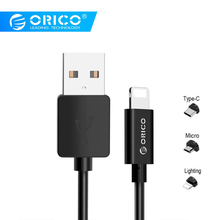 ORICO BTL Lighting to USB Cable 2A for iPhone 8 7 6 5 Data & Fast Charging ipad