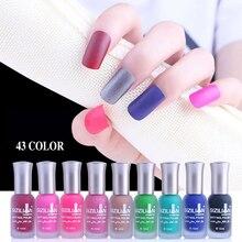 Роскошный 12 мл Лак и штамп лак для ногтей Дизайн ногтей 43 цвета на выбор штамповка лак для ногтей спрей голографический лак