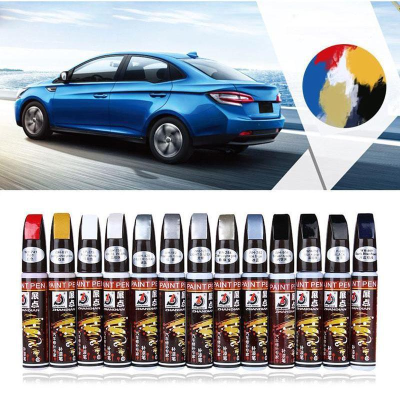 Car Paint Repairing Pen Car Scratches Fixing Pen Car Beauty Pen Car Beauty Accessories