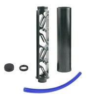 1/2-28 filtro de combustível para napa 4003 wix 24003 alumínio único núcleo