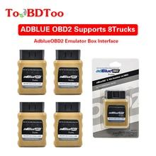 OBD2 FOR RENAULT Adblue Emulator AdblueOBD2 For Mercedes for Benz Heavy Duty Truck Diagnostic Scanner Adblue OBD2 Diesel Truck