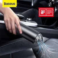 Baseus aspirateur de voiture 4000Pa sans fil de poche pour bureau maison voiture nettoyage intérieur Mini Portable Auto aspirateur