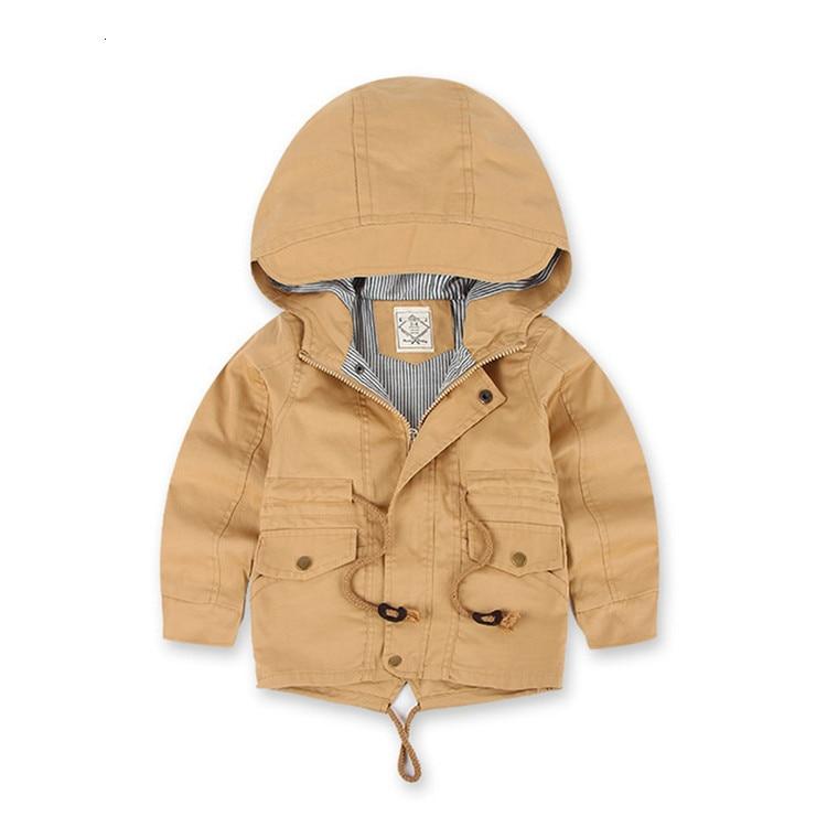 Benemaker Children Winter Outdoor Fleece Jackets For Boys Clothing Hooded Warm Outerwear Windbreaker Baby Kids Thin Coats YJ023 14
