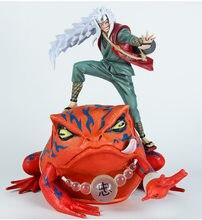 Figura de acción del anime japonés Gama Sennin Gama Bunta Jiraiya GK, modelo de figura de acción en PVC, figura de Anime coleccionable