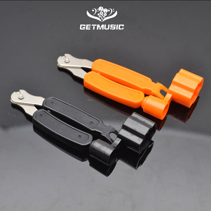 3 In 1 Guitar Peg String Winder + String Pin Puller + String Cutter Guitar Tool Set Multifunction Guitar Accessories
