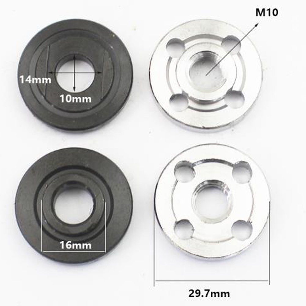 Wrench Multi-function Angle Grinder Flange Spanner Wrench Kit For Grinders Accessories Brand New Tools