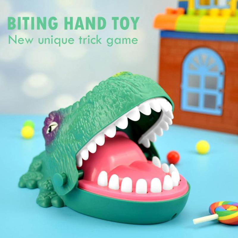 Party Supplies Decompression Toy Parent-Child Interaction Rich Game Content Biting Finger Party Game Classic Gadgets