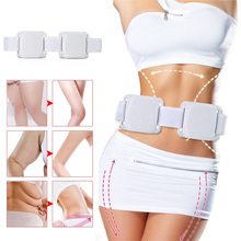 Hot Sale Electric Slimming Belt Lose Weight Sway Vibration Fitness Massage Abdom