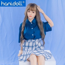 Hanidoll Silicone Sex Dolls 158cm Love Doll Male Vagina Anal Boobs Real Toys for Men Adult