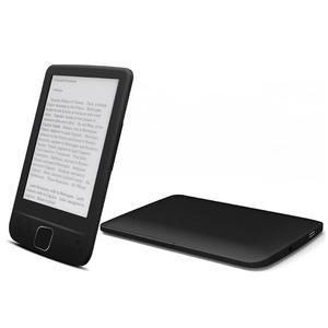 Image 4 - Dispositivo eletrônico da leitura do livro do papel de ereader do armazenamento 4.3x800 com luz dianteira capa do plutônio do leitor 4g/8g/16g de ebook de 600 polegadas