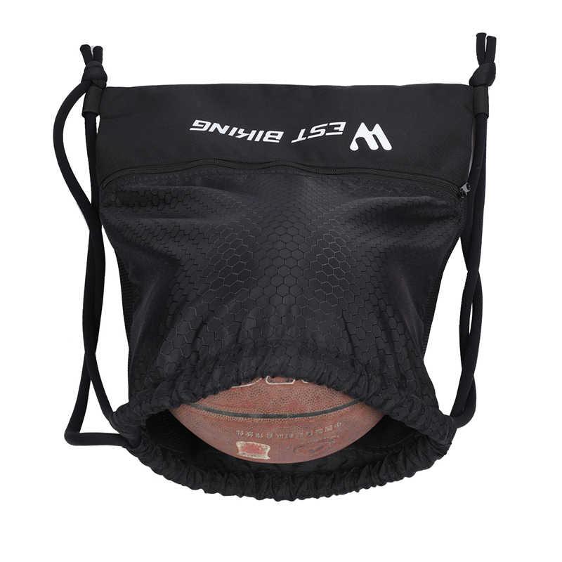 15L حقائب المحمولة في الهواء الطلق الدراجات خوذة حقيبة الظهر تسلق الرباط أكياس كرة السلة رياضة رياضة السفر التنزه الملحقات
