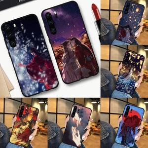 Tian Guan Ci Fu модный классный чехол для телефона Huawei Mate 9 10 20 Pro lite 20x nova 3e P10 plus P20 Pro Honor10 lite