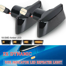 2x High Quality Plastic Shell Dynamic Side Indicator LED Repeater Light For Adam Astra H J GTC Corsa D j h ravina dernier souvenir op 31
