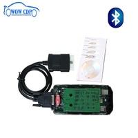 10pcs/lot DHL free ! WOW CDP Snooper 5.008 R2 /2016.r0 with keygen+Bluetooth+install video scanner obd car turck diagnostic tool