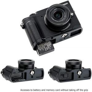 Image 5 - Soporte de trípode para Panasonic GX9 GX7 Mark II III GX7M3 GX7M2 GX85 GX80 reemplazo de DMW HGR2