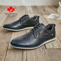 Men Office Casual Shoes Male 2020 Spring Fashion Men Shoes Man Brand Genuine Leahter Footwear Comfy Fashion Men Casual Shoes