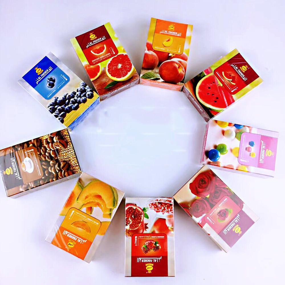 2020 All 50g  Multiple Flavors Cream Stock Made In Arab Hookah Paste Alpha Hector Fruit Flavor Bar Smoking Material AL Fakher