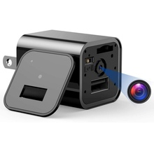 Mini Camera Charger 1080P Nanny Camera With Motion Detection WiFi Surveillance Camera Home Security For Indoor Outdoor