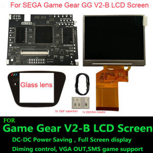 SLcd-Screen Game-Gear...